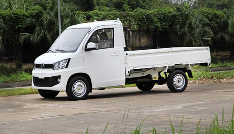 loại xe trọng tải 500kg