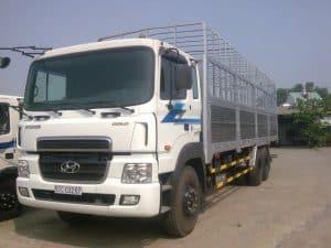 Cho thuê xe tải chở hàng sài gòn