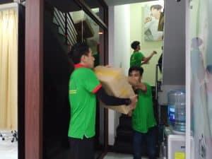Nhân viên chuyển nhà tại Tân Phú