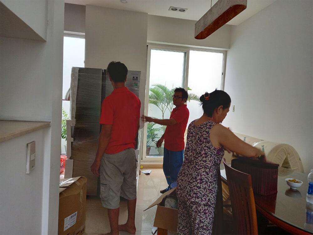 Dịch vụ chuyển nhà chuyên nghiệp của Dịch Vụ Dịch Vụ Dọn Nhà