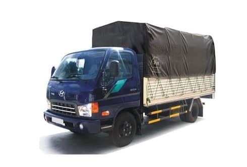 Bảng giá cho thuê xe tải chở hàng 750kg