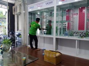 Nhân viên chuyển nhà tại Bình Tân