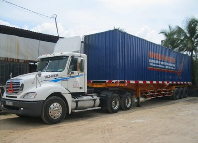 Xe Container40feet /45Feet