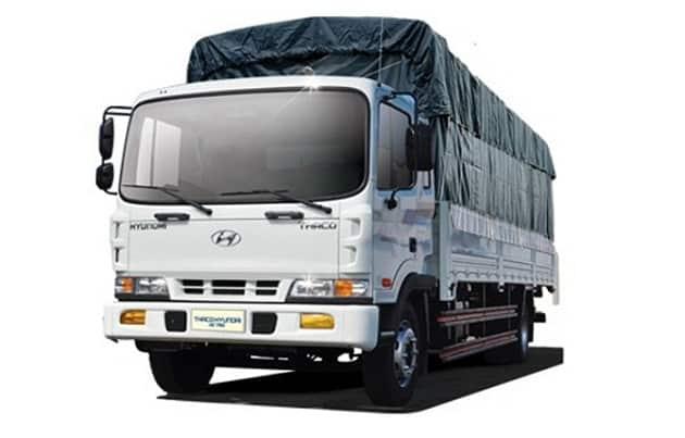 Giá thuê xe tải 8 tấn