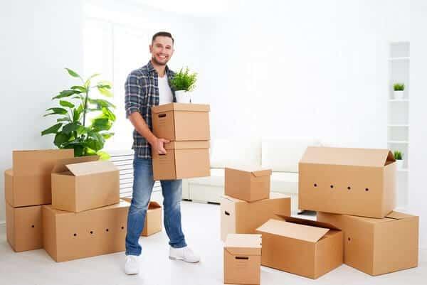 Mẹo chuyển nhà với thùng carton