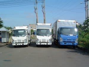 Thuê xe tải chất lượng