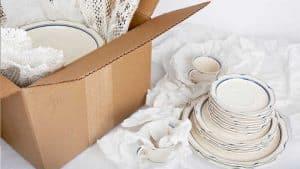 Cách đóng gói đồ dễ vỡ khi vận chuyển