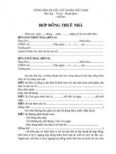 Cần đọc kỹ hợp đồng trước khi ký kết để đảm bảo quyền lợi cho bạn