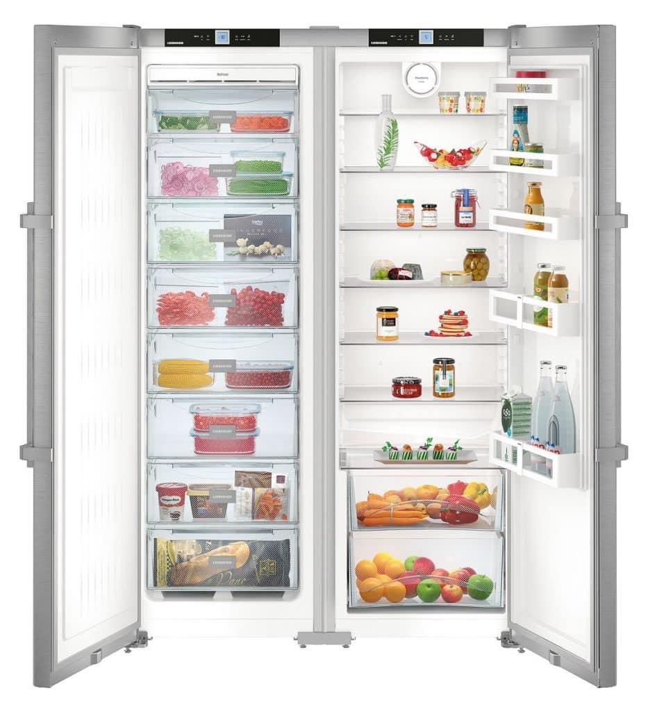 Hiểu cơ bản về những cấu tạo chung của tủ lạnh