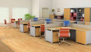Chuyển văn phòng công ty sang nơi làm việc mới