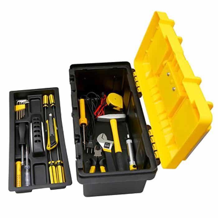 Đồ thùng dụng cụ dành cho việc chuyển dọn nhà