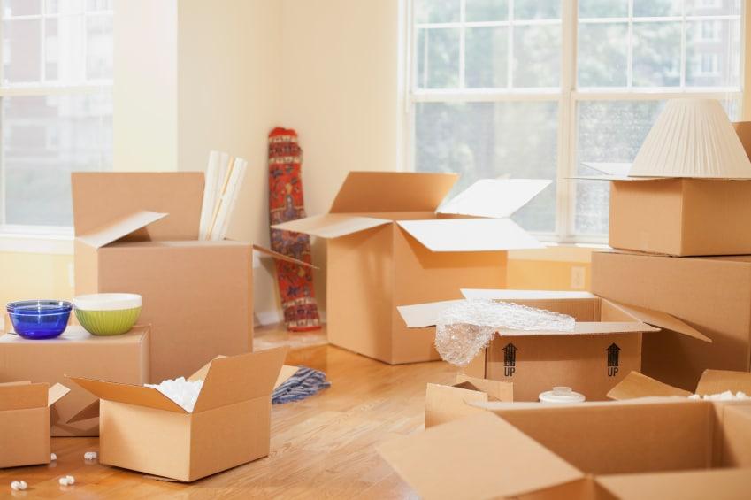 Hãy biết tận dụng những dụng cụ đóng gói chuyên dụng khi chuyển nhà