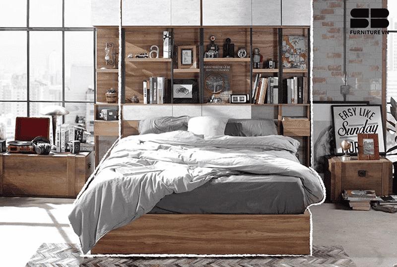 Cách Đặt Và Lựa Chọn Giường Ngủ Trong Phòng Đúng Cách