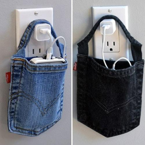 Cách tái chế quần jean hiệu quả