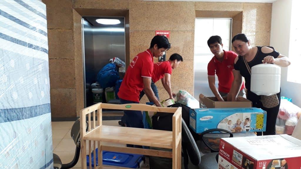 Dịch vụ chuyển văn phòng trọn gói - Dịch Vụ Dọn Nhà
