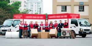 Dịch Vụ Dọn Nhà là đơn vị chuyên cung cấp thùng carton tại Thủ Đức