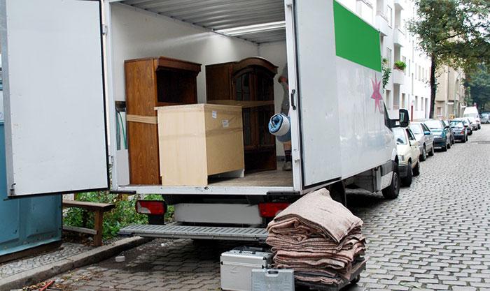Đồ dùng nhà bạn được vận chuyển cẩn thận