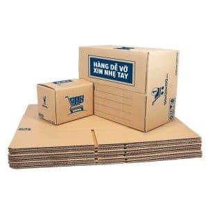 Đơn vị chuyên mua bán thùng carton chuyển nhà tphcm