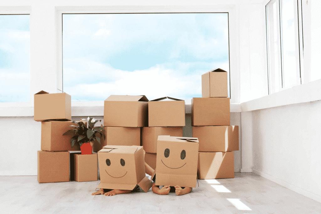 Sử dụng thùng carton chuyển nhà tphcm