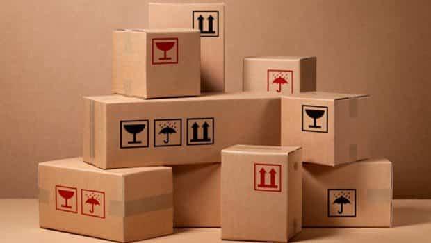 Sử dụng hộp kép để đóng gói hàng dễ vỡ
