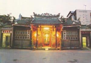 Phong tục tín ngưỡng của người Hoa