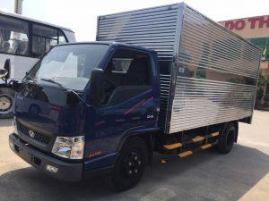 Xe tải chở hàng đi Đà Nẵng