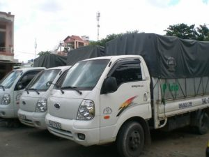 Xe tải chuyên đi chuyển Sài Gòn - Quảng Nam
