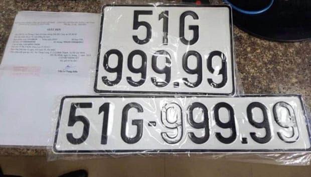 Biển số xe 51 ở đâu, thuộc tỉnh thành nào
