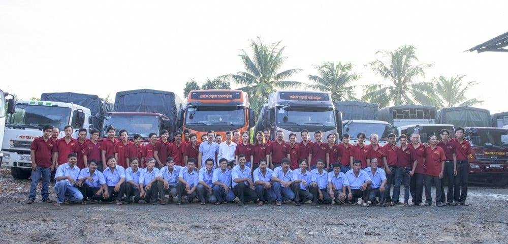 Dịch vụ cho thuê xe tải chở hàng Sài Gòn - Đà Đẵng
