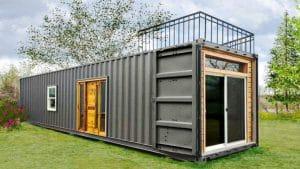 Container văn phòng là một xu hướng mới hiện nay bởi tính độc đáo, tiện lợi và tiết kiệm