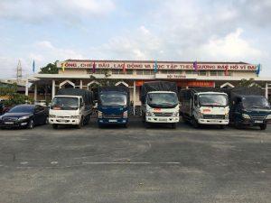 Dịch vụ cho thuê xe tải chở hàng Sài Gòn - Nha Trang, Khánh Hòa