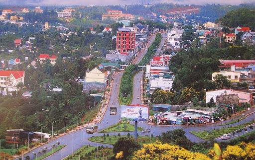 Dịch vụ cho thuê xe tải chở hàng Sài Gòn - Đắc Nông