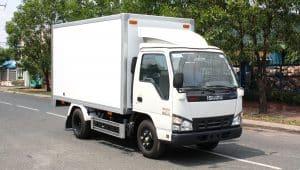 Xe tải vận chuyển hàng đông lạnh an toàn