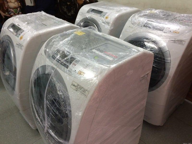 Cách đóng gói máy giặt khi chuyển nhà