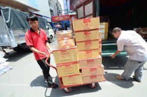Dịch vụ bốc xếp giá rẻ quận Bình Thạnh