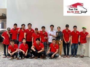 Đôi ngũ nhân viên của Thành Hưng