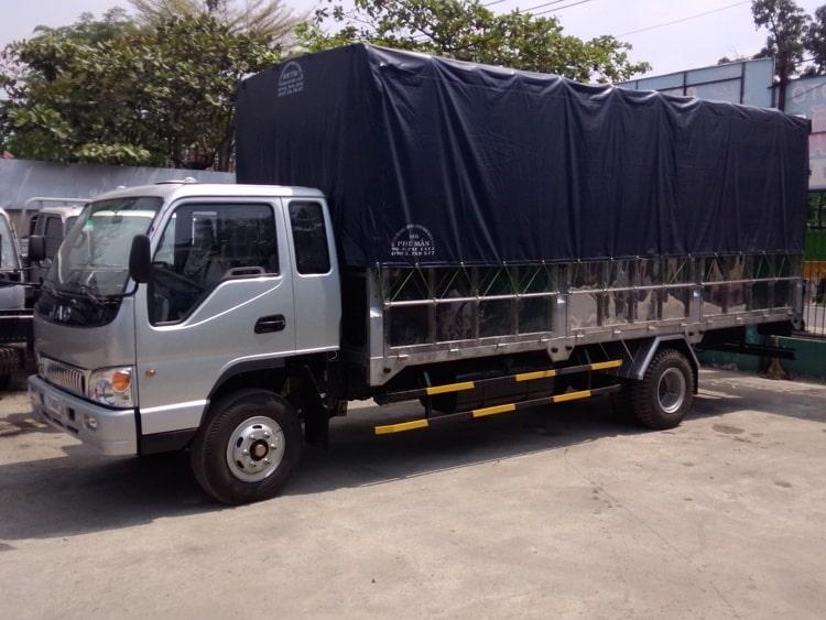 Dịch vụ cho thuê xe tải chở hàng quận 7 - Dịch Vụ Dọn Nhà