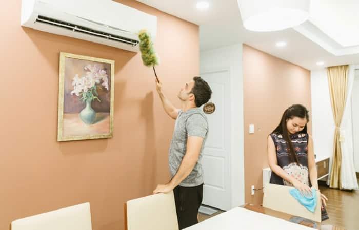 Những người làm việc nhà thường xuyên sẽ giảm được ít nhất 8% nguy cơ mắc bệnh ung thư vú