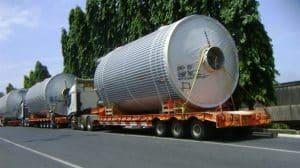 Quy định về vận chuyển hàng siêu trường siêu trọng hiện nay