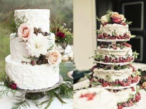 Bánh kem trong đám cưới rất khó để vận chuyển