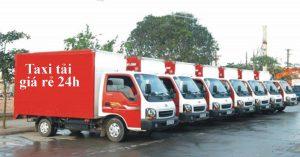 Hệ thống xe tải tại chuyển nhà Thành Hưng