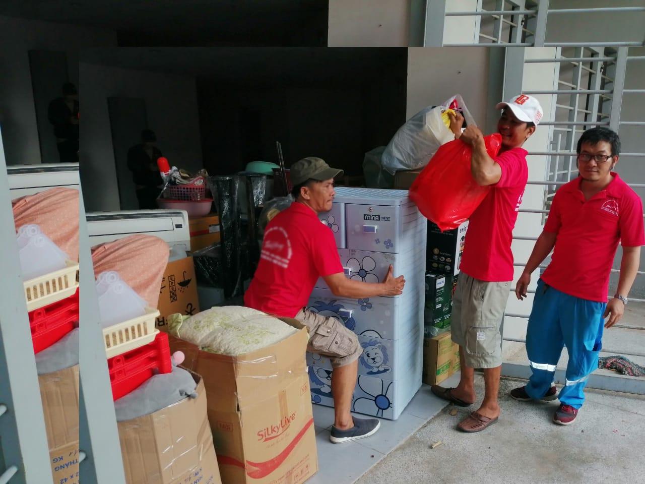 Dịch vụ chuyển nhà chuyên nghiệp của Dịch Vụ Dọn Nhà