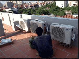 Tháo lắp máy lạnh giá rẻ quận 11