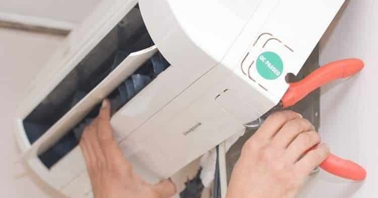 Dịch vụ tháo lắp di dời máy lạnh q1