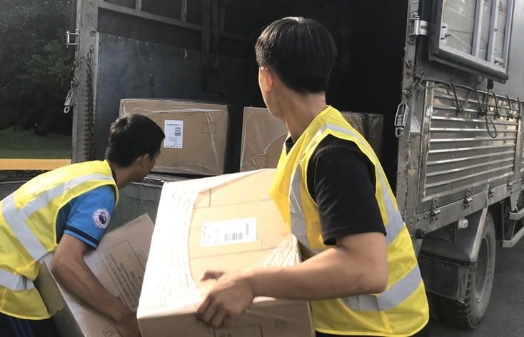 Dịch vụ bốc xếp giá rẻ quận Tân Phú