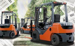 Dịch vụ cho thuê xe nâng hàng giá rẻ quận 9 tphcm
