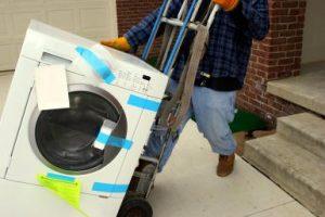 Cách vận chuyển máy giặt không bị hư hỏng