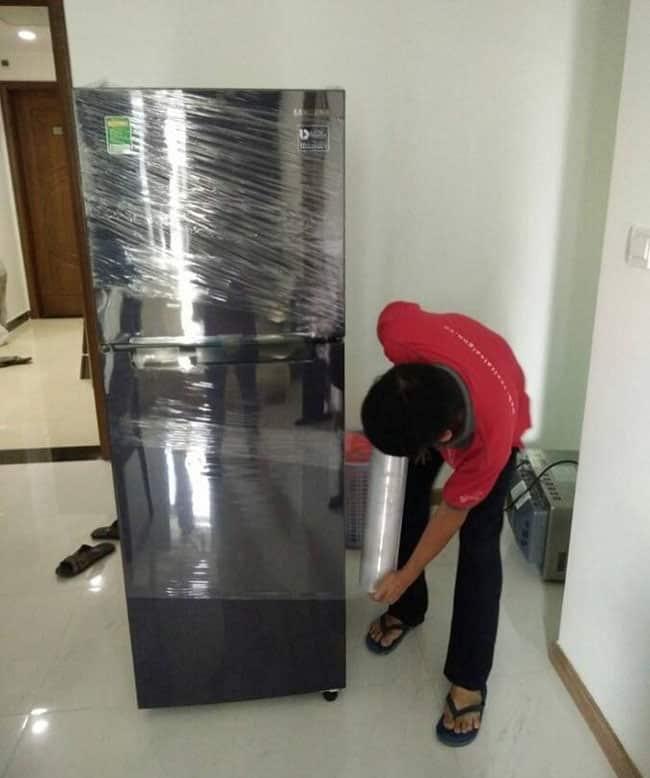 Lí do bạn nên chọn dịch vụ vận chuyển tủ lạnh của Dịch Vụ Dọn Nhà