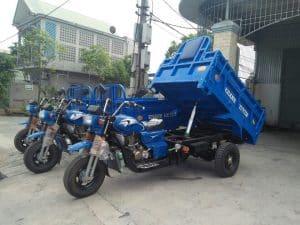 Xe ba gác là một phương tiện chở hàng hóa phổ biến trước đây