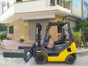 Dịch vụ cho thuê xe nâng hàng giá rẻ quận Bình Tân tphcm